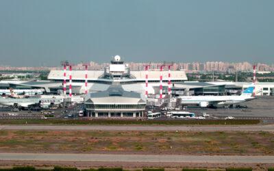 The development & renovation of the external cladding of passengers' terminal no (1)