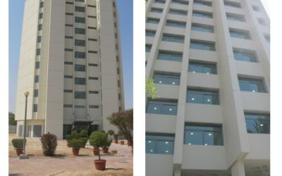 Kuwait University Students' Dormitory Structural Support and Renovation Project, Shuwaikh Campus